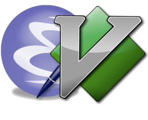 The Emacs and Vim Icons